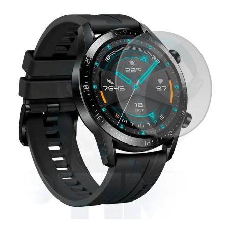 Vidrio Templado Reloj Inteligente Smartwatch Huawei Gt2 46mm