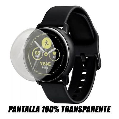 Buff Screen Protector Reloj inteligente Smartwatch Samsung Galaxy Active