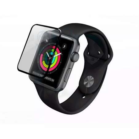 Vidrio Templado Completo Reloj Iwatch Apple Watch 38mm