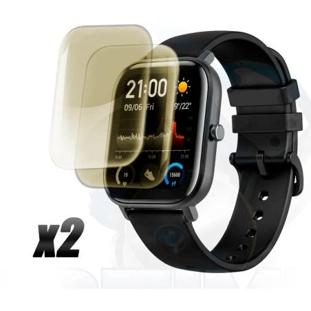 Buff Protector Reloj Inteligente Xiaomi Amazfit Gts X2 Unidades