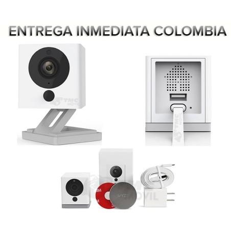 Cámara de seguridad Wyze Cam 1080p Compatible Google Assistance