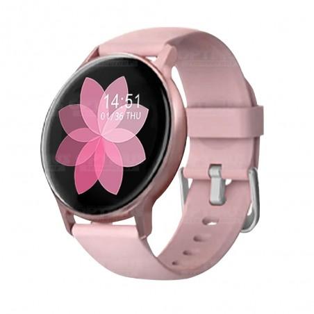 Smartwatch Reloj Inteligente S22T Ritmo Cardíaco Dama Compatible Android IOS