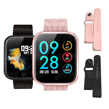 Kit Dos 2 Smartwatch Reloj...