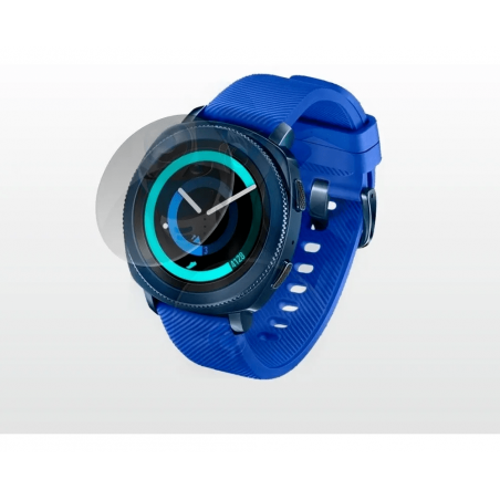 Vidrio Templado Para Reloj Inteligente Smartwatch Samsung Gear Sport