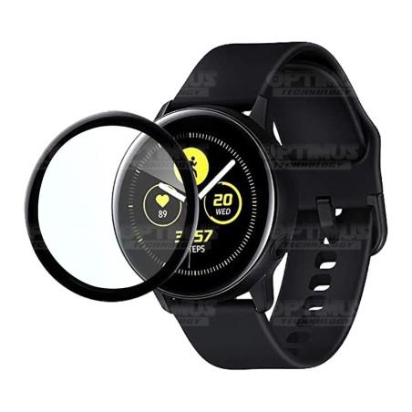 Vidrio Templado Protector Cerámico Para Reloj Smartwatch Samsung Galaxy Active 2 44mm